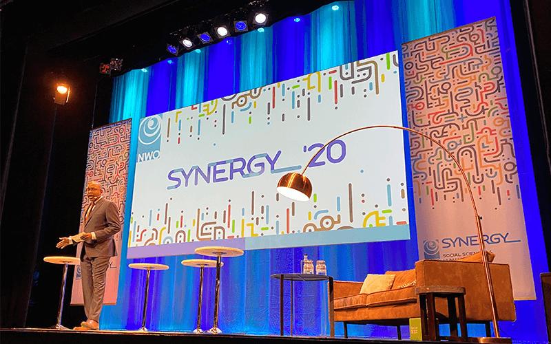 NWO Synergy Conference 2020 - Sociale en Geesteswetenschappen - Kimspiratie portfolio